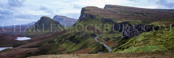 Quiraing, Isle of Skye, Scotland at CharlesCockburn.com