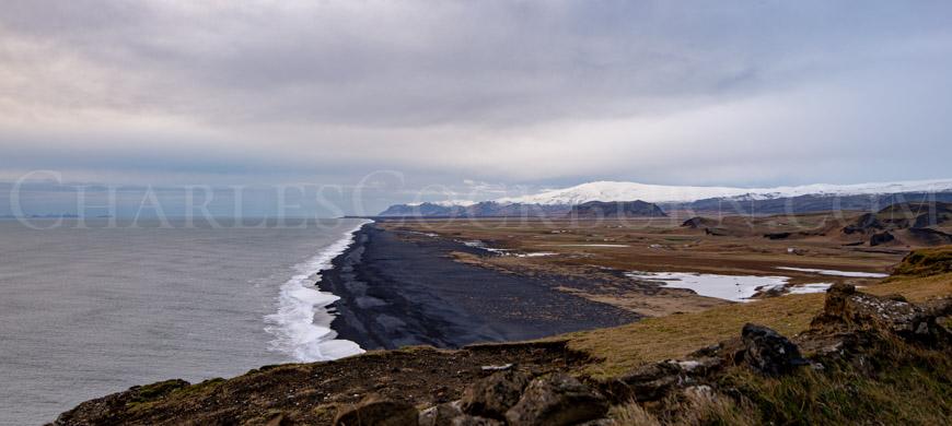 Dyrhólaey Iceland at CharlesCockburn.com
