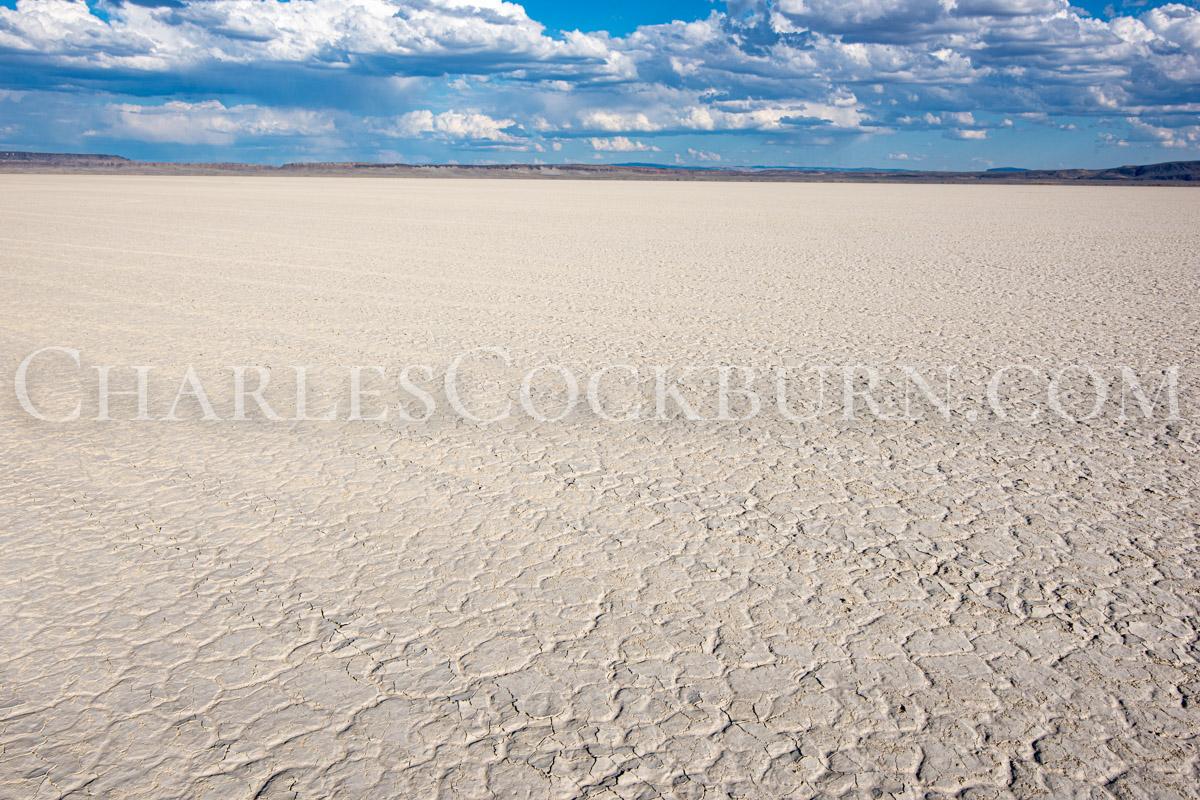 Alvord Desert Passing Storm at CharlesCockburn.com